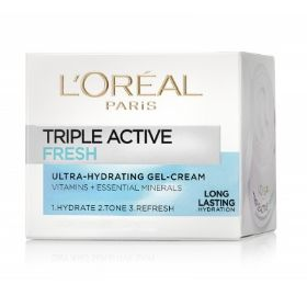 Triple Active Gel Crem Loreal
