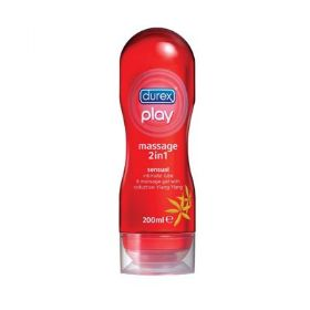 Durex Play Sensual Massage 2in1