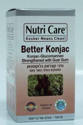 nutri care Better Konjac