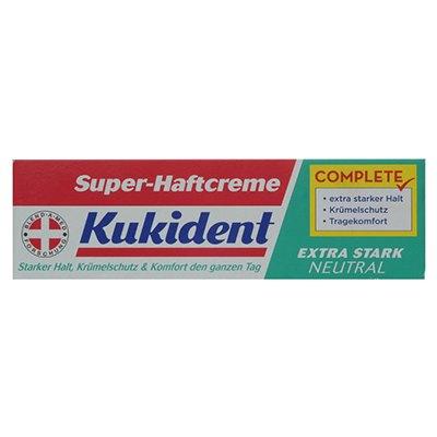 משהו רציני משחת הצמדה לשיניים תותבות קוקידנט Kukident- מדי פארם CM-92