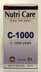 Nutri Care Vitamin C 1000 100 Cap