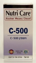 Vitamin C500 Nutri Care