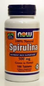 ספירולינה Spirulina Now