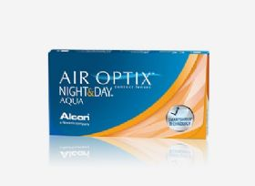 Air Optix Night & Day Aqua 6 pck Ciba Vision