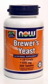 שמרי בירה Brewers Yeast