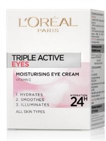 Triple Active Eyes Loreal
