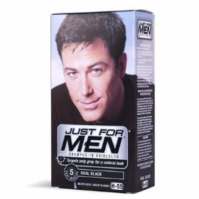 just for men - real black natural real black H-55