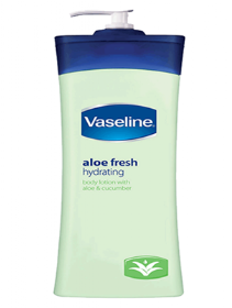 ואזלין תחליב גוף אלוורה Vaseline Alovera Body Lotion