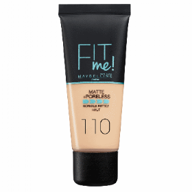 מייק אפ נטול שומן - FIT ME! MATTE AND PORELESS