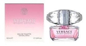 בושם לאשה Versace Bright Crystal E.D.T 50ml