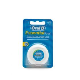ORAL-b essential unwaxed_1 חוט דנטלי -אורל בי