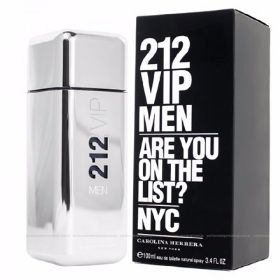 carolina herrera 212 vip man 100ml eau de toilette